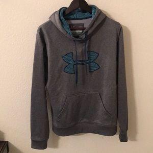 UA women's hoodie